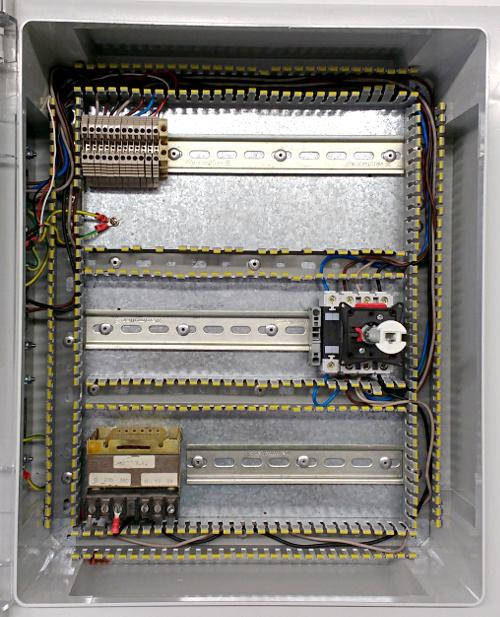 Schema Elettrico Per Temporizzatore : Quadri [appunti di tecnologie e progettazione classe quarta]